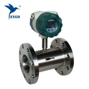 Senzor de debit turbină cu apă 4-20mA