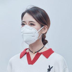 mască chirurgicală rezistentă la picături n95 de unică folosință