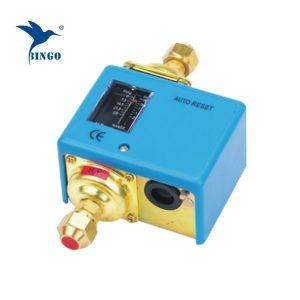Differențial comutator de control al presiunii în compresor redus