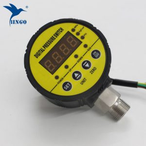 Comutator de presiune inteligent, comutator de presiune sub vid, afișaj digital cu 4 cifre