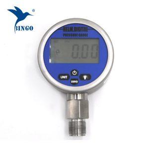 Detector digital de presiune inteligent, LCD, afișaj LED, gabarit 100 MPa