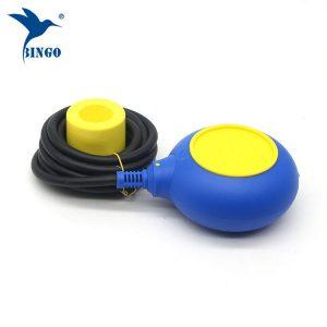 Modul de reglare a nivelului de tip MAC 3 din pluș de culoare galben-albastru