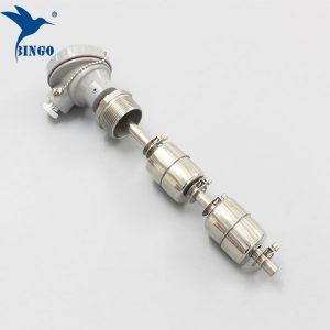 comutatorul nivelului întrerupătorului nivelului emițătorului nivelului senzorului de nivel al apei controlul nivelului lichidului