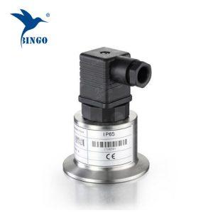 Senzor de presiune din oțel inoxidabil, transmițător de presiune piezorezistentă hidrologică, anti-explozie