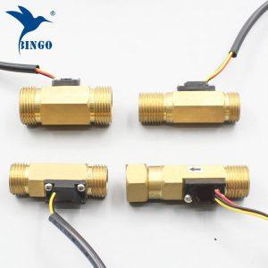 Comutator de debit de apă G12 Senzor de debit al apei lichide din sala de cupru